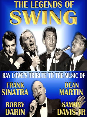 Legends of Swing | Ray Lowe | frank sinatra | dean martin | spaghetti tree