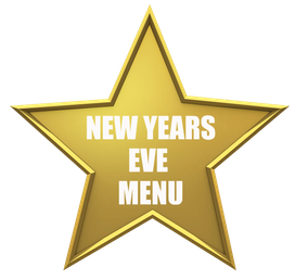 NEW YEARS EVE MENU | NYE PARTY | SPAGHETTI TREE XMAS NYE PARTY